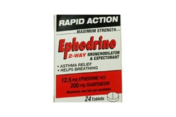 rapid action ephedrine